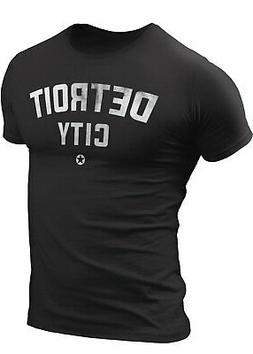 DETROIT CITY T-shirt, Detroit T-Shirts LLC, DETROIT REBELS
