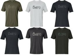 Under Armour 1318291 Men's UA Hunt Icon Tee Charged Cotton S