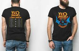 Gildan 2 Ozzy Osbourne Megadeth Shirt 2020 No More Tours 2 T
