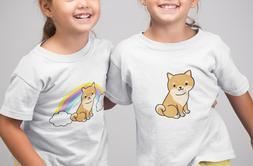 2 Set Gift For Dogs Lover Shiba inu Dog - Animal Youth Kids