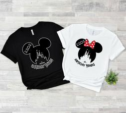 2020 NEW DISNEY CASTLE FAMILY VACATION T-SHIRTS ALL SIZES& C