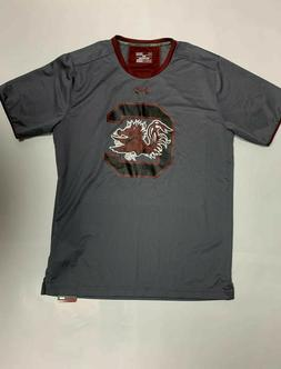 $50 Mens South Carolina Gamecocks Under Armour T-Shirt 3XLT/