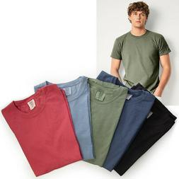 5pk Comfort Colors Soft Cotton Unisex T Shirt Pack Gildan T