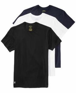 $95 Polo Ralph Lauren Men Blue Crew Neck Classic Undershirt