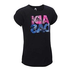 Adidas Active Cap Sleeve T-Shirt for Girls