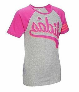 Adidas Active Short Sleeve T-Shirt for Girls XSMALL