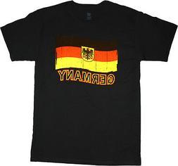 big and tall t-shirt German flag Germany pride shirt tall sh