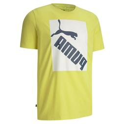 PUMA Big Logo Men's Tee Men Tee Basics - Large