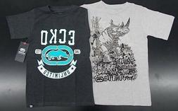Boys Ecko Unltd. $20 Dark or Light Gray Graphic T-Shirt Size