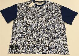 Calvin Klein CK Jeans All Over Print Mens T Shirt 2XL Surf T