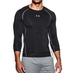 Men's Under Armour Heatgear Compression Fit Long Sleeve T-Sh