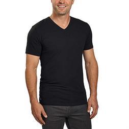 Calvin Klein Cotton Stretch V-Neck, Classic Fit T-Shirt, Men