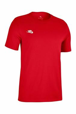 Nike Crew Neck Short Sleeve Top Mens Sports T-Shirt