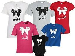 Disney castle 2020 DISNEY VACATION FAMILY  T-SHIRTS ALL SIZE