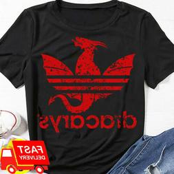 Dragon Dracarys T-shirt Mashup Adidas1 For Men Women Dragon