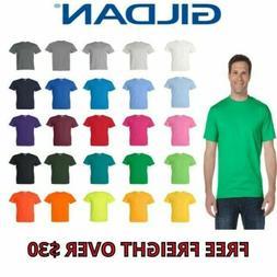 Gildan DryBlend 50/50 Short Sleeves Men's T-Shirt 8000 S-5XL