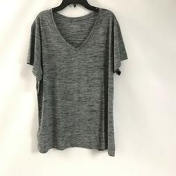 Amazon Essentials F51 Womens T-Shirt V-Neck Short Sleeve Str