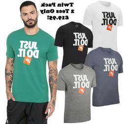 Nike Futura JDI Just Do It Men's Classic Gym Sports Casual T