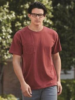 Comfort Colors - Garment Dyed Heavyweight Ringspun T-Shirt w
