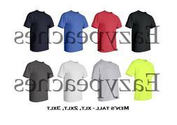 Jerzees - Men's Big Tall Size Tees, XLT, 2XLT, 3XLT, Cotton