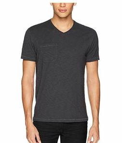 Goodthreads Men's Lightweight Slub V-Neck Pocket T-Shirt, Ca