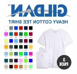 Gildan Heavy Cotton T-shirt 3 PACK