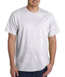 Gildan 5.3 oz. Heavy Cotton T-Shirt, Small, Ash