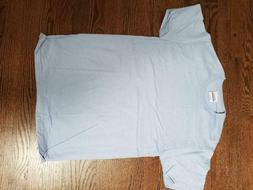 Hanes Heavyweight Blue T-shirts Men Small -brand new