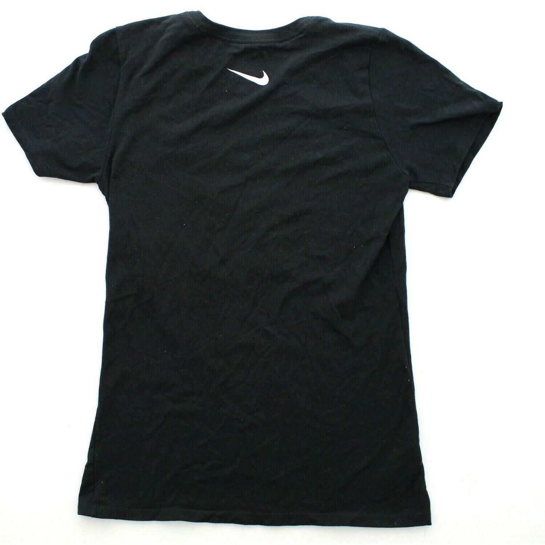 Nike 561423 Women's Do It Athletic Tee Dri Fit T- Black