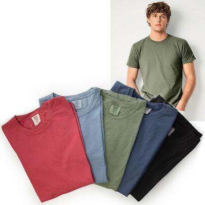 5pk soft cotton unisex t shirt pack