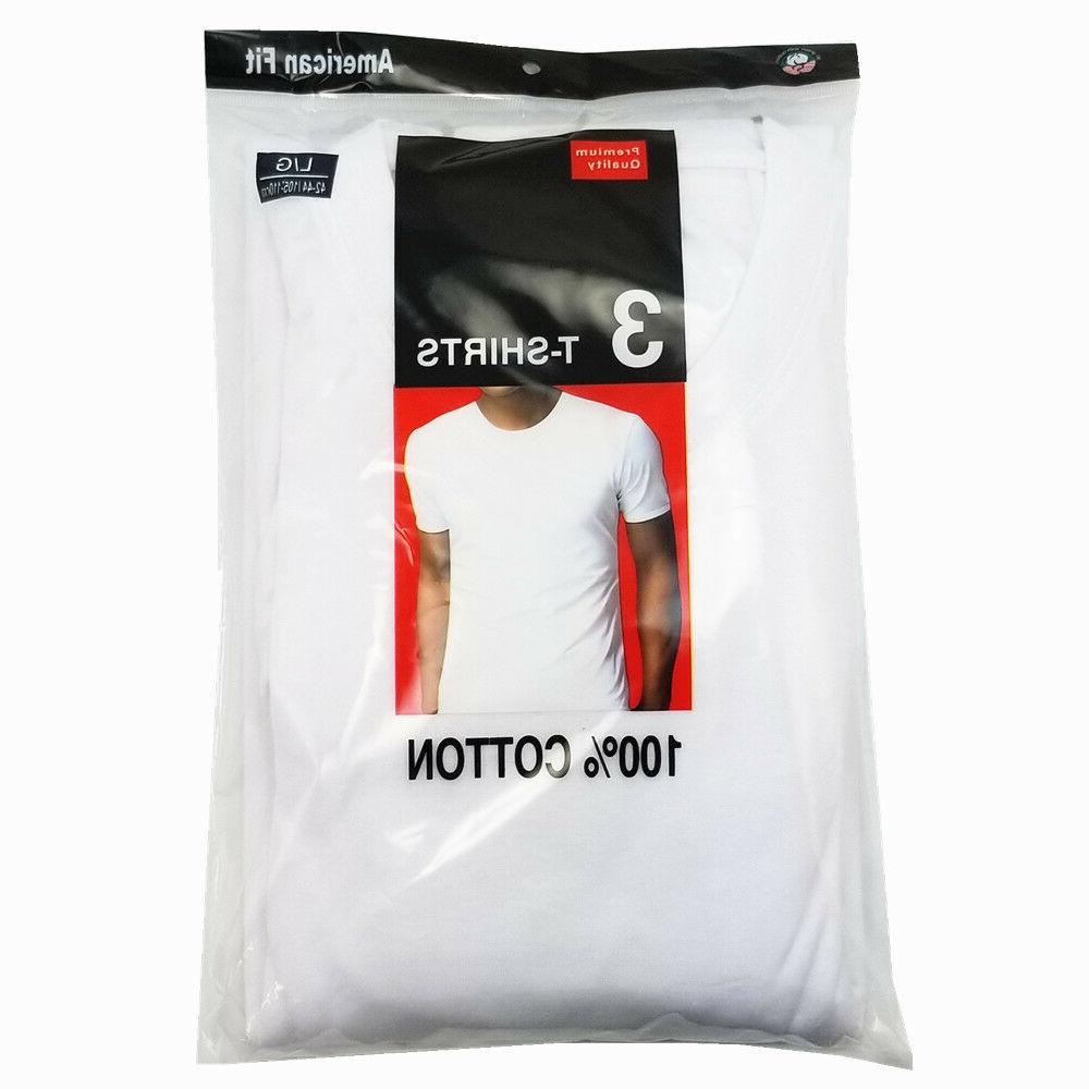 100% Cotton T-Shirt Undershirt