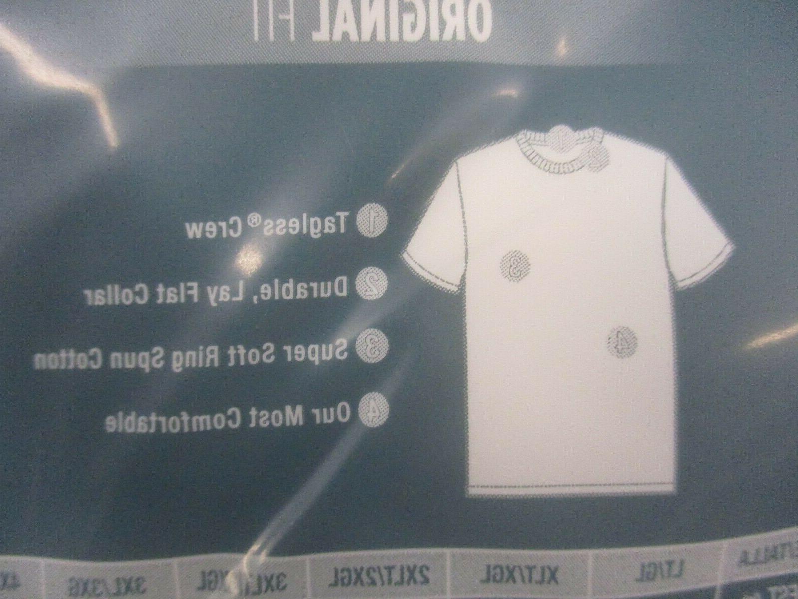 Hanes and Men's Neck Shirt IQ LT