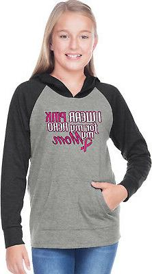 Buy Cool Shirts Girls Breast Cancer T-shirt Pink For My Hero