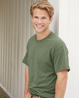 Hanes ComfortBlend Short Sleeve T-Shirt 5170 Cotton/Polyester