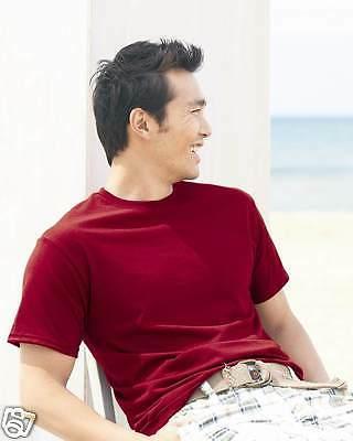 Hanes EcoSmart Sleeve T-Shirt 5170 Cotton/Polyester