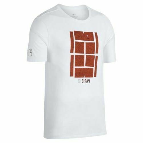 Nike Men's Tennis French Open Paris White Size