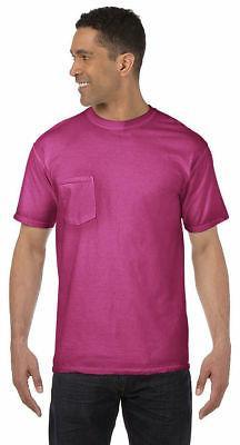 Comfort Colors Men's 6.1 oz. Garment-Dyed Pocket T-Shirt 603