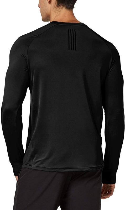 BALEAF Men's Sleeve Running Shirts Lightweight Workout