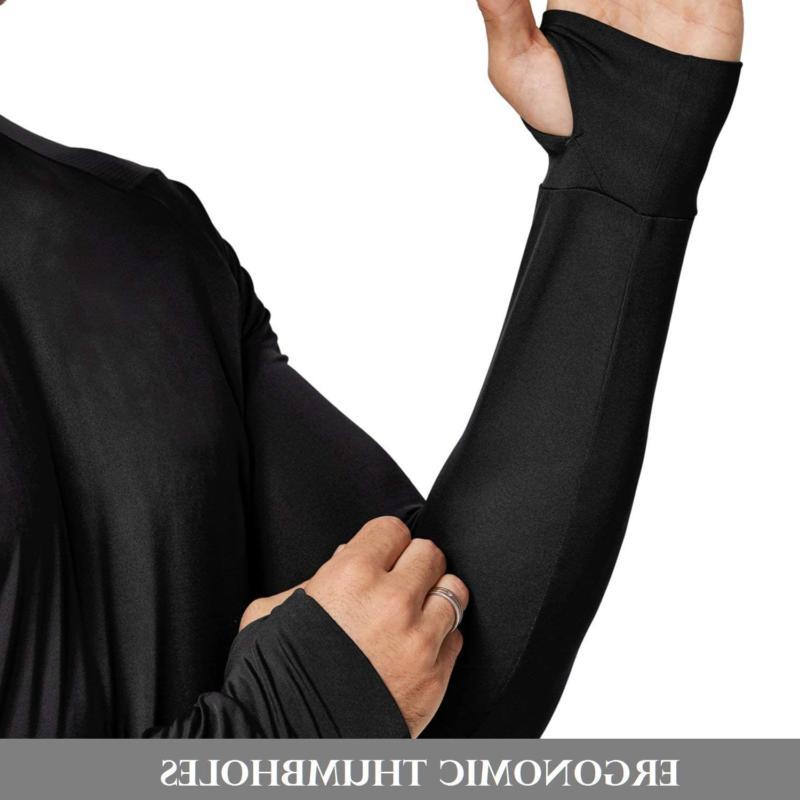 BALEAF Men's Sleeve Shirts Lightweight Workout