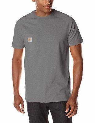 men s force cotton delmont short sleeve
