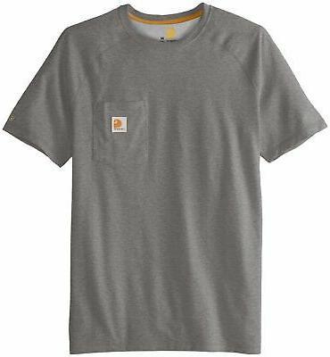 Carhartt Force Delmont Short Sleeve 100410-020