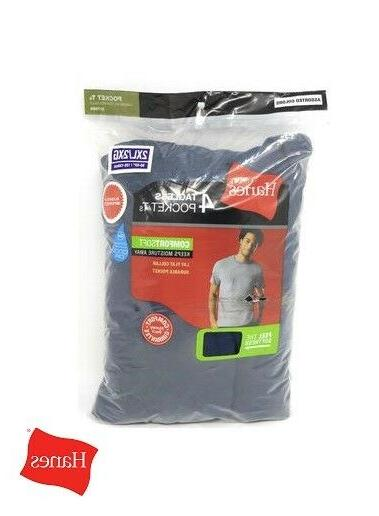 Hanes Men's Dyed Assorted T-Shirt