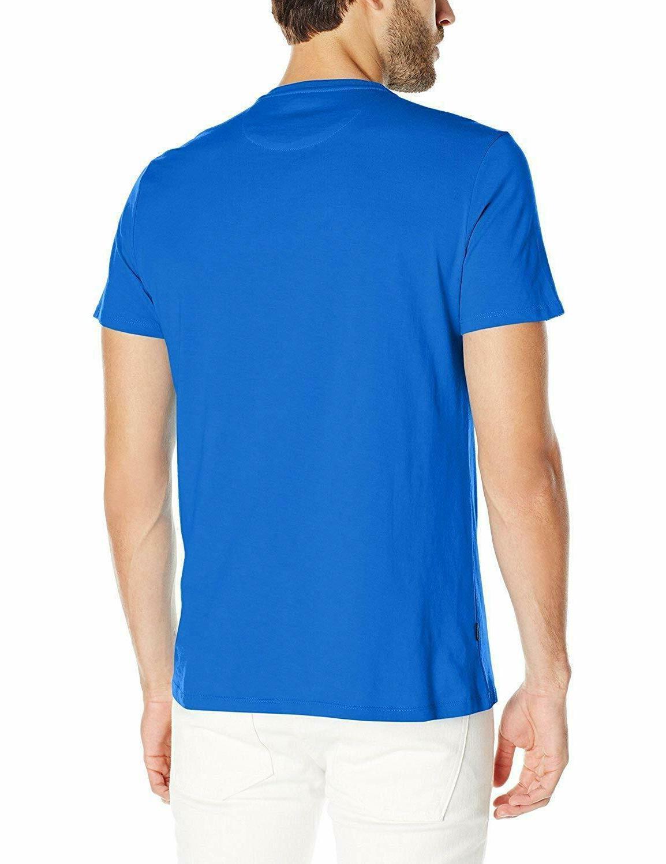 Calvin Pima Fit Short Sleeve T-Shirt Solid Basic Tee