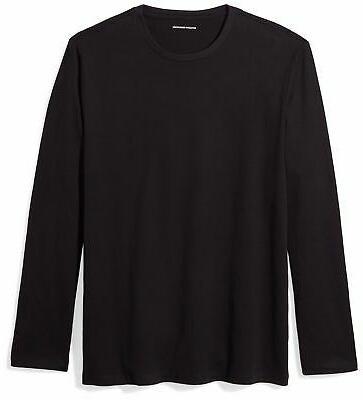 men s regular fit long sleeve t