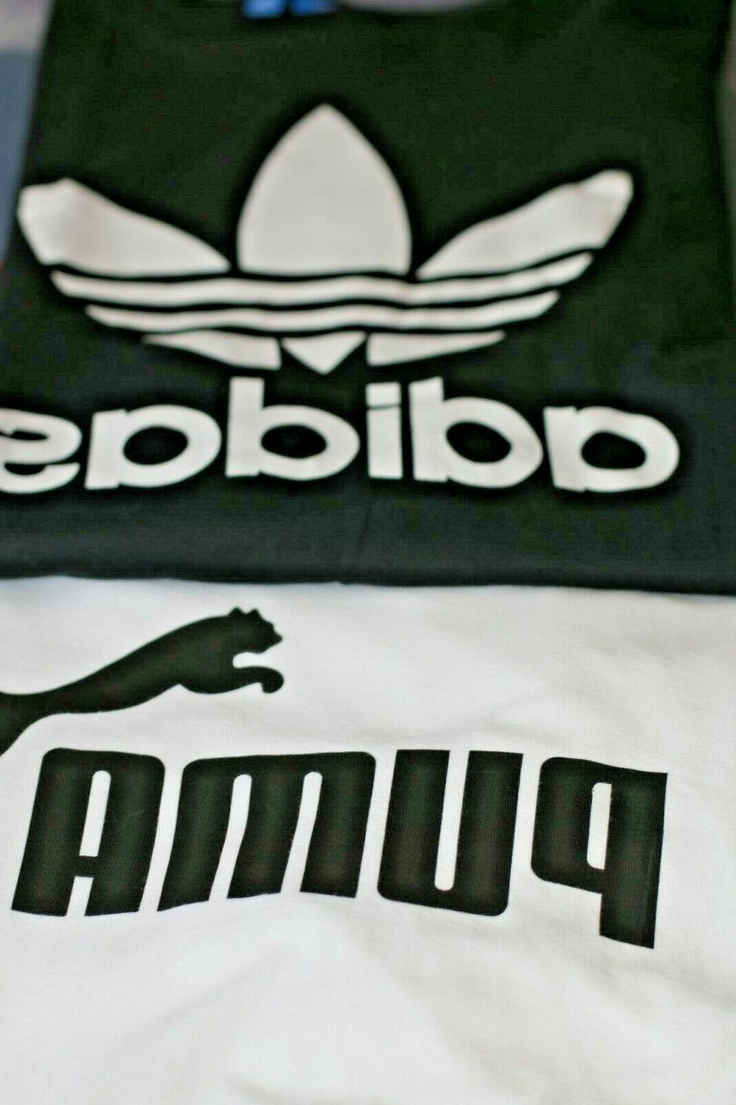 Adidas Logo Puma Men's t-shirt