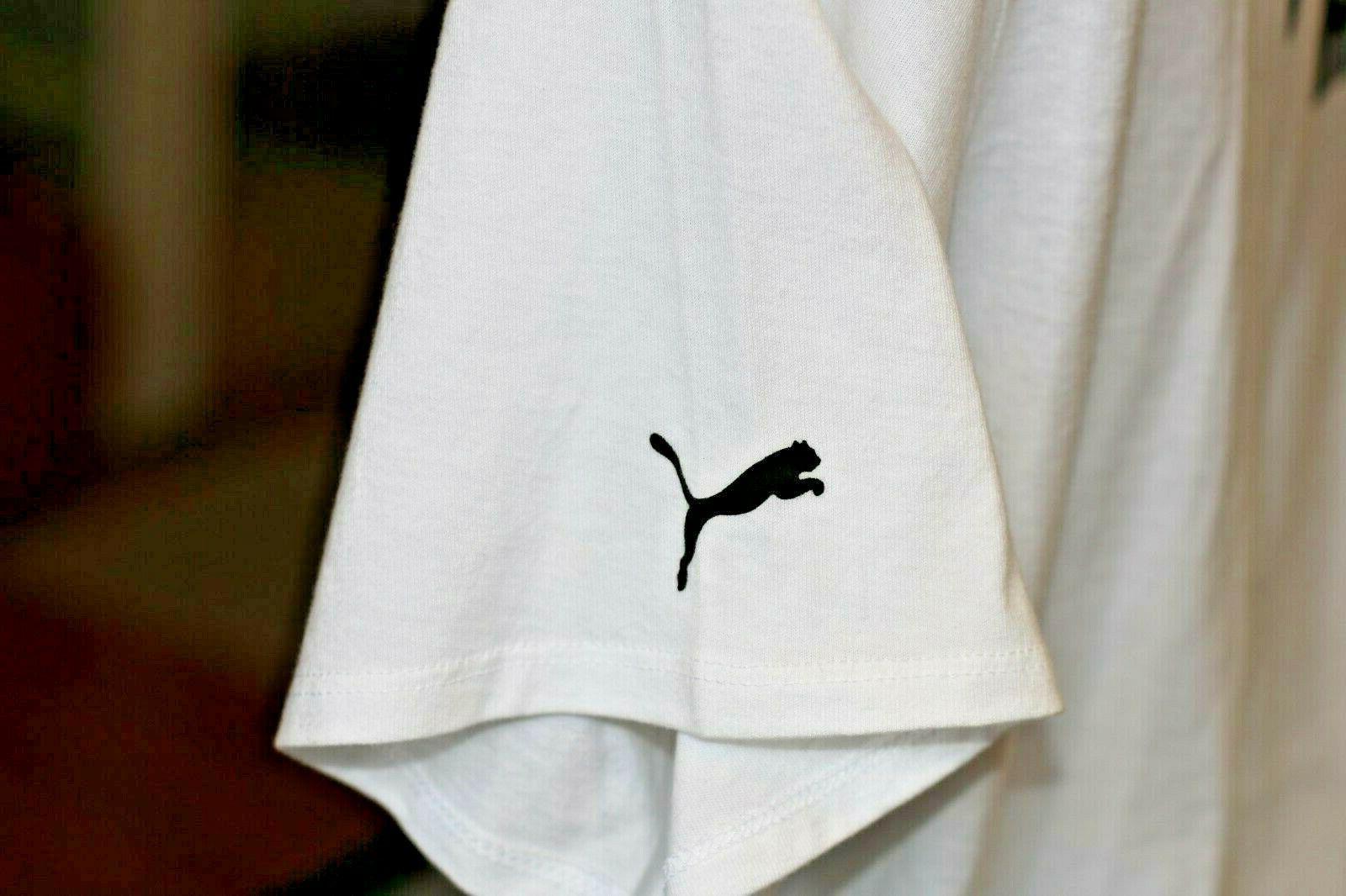 Logo Puma t-shirt
