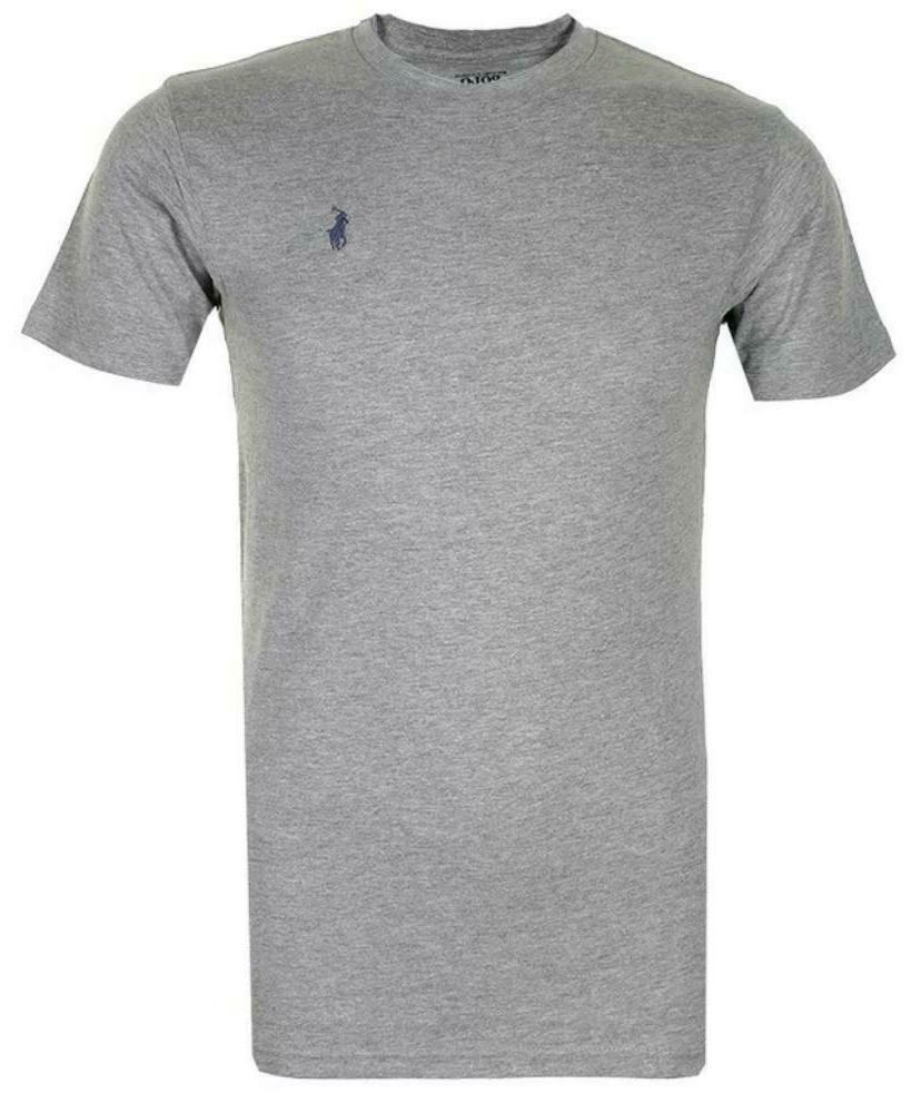 Polo Lauren T Shirt Slim Fit Short Sleeve Logo Tee Shirt