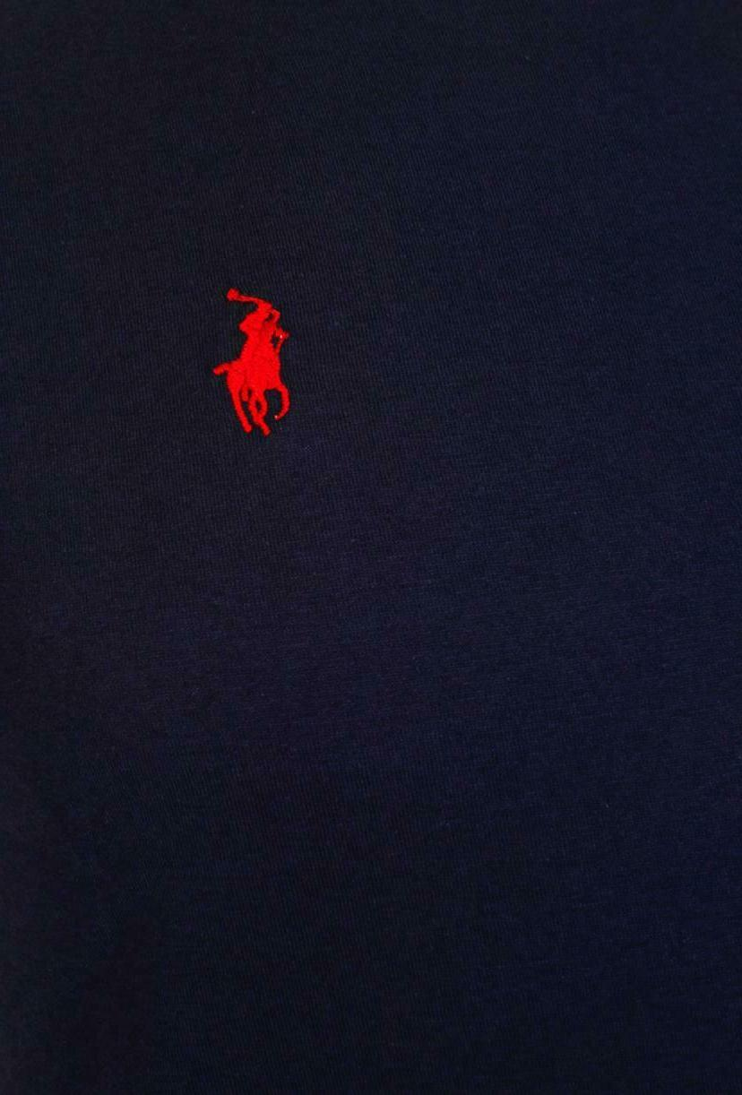 Polo Lauren T Neck Slim Fit Short Sleeve Logo Tee