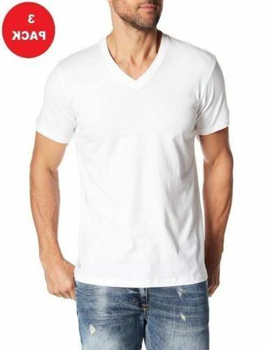 Calvin Shirts Pack 100% Cotton Tees