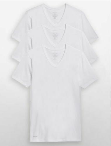 Calvin Shirts 100% Cotton Tees Undershirts